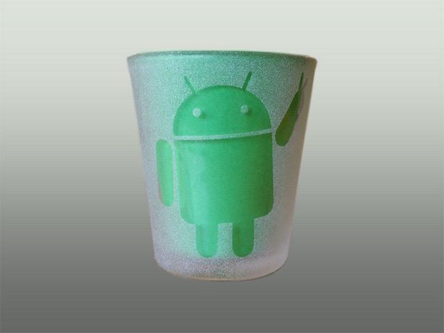 Android glas
