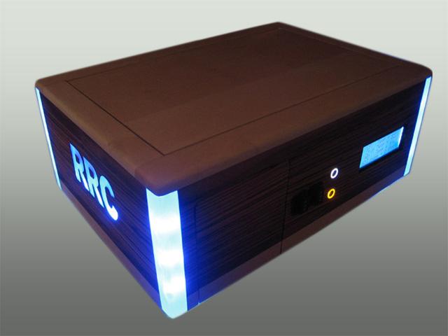 Multimediacenter computer