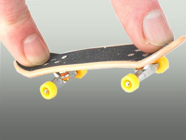 Mini skater park