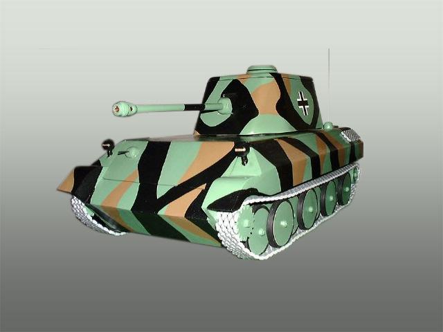 Panther casemod